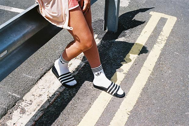 adidas Originals Highlights #SocksnSlides with Photographer Michael Mayren