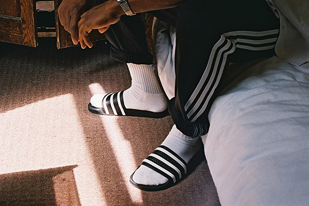 adidas Originals Highlights #SocksnSlides with Photographer Michael Mayren