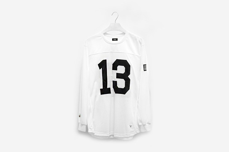 Stampd x 13thWitness Mesh Jerseys