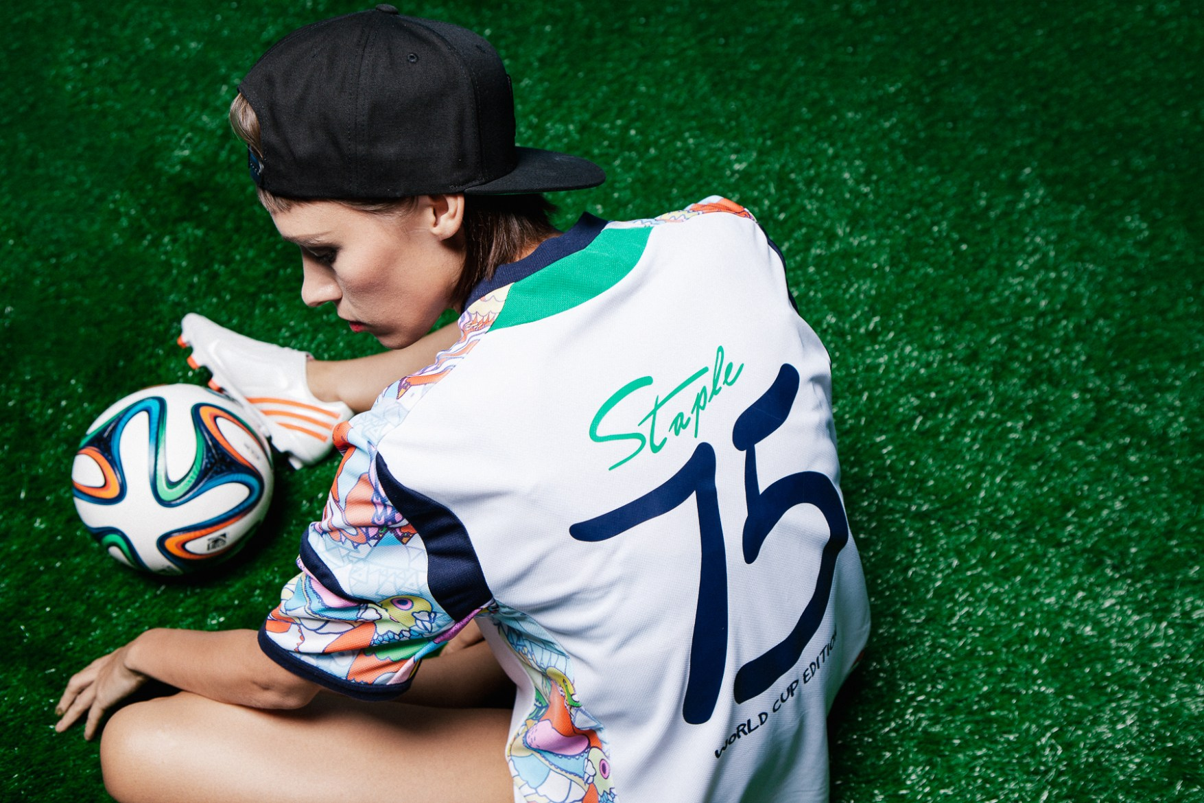 Staple 2014 Spring/Summer Soccer Jerseys