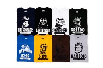 Star Wars x XLARGE 2014 Summer Collection