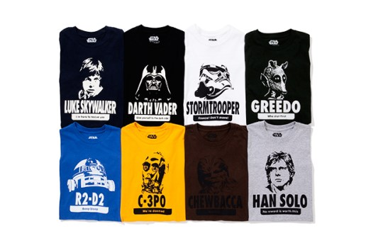 Star Wars x XLARGE 2014 Summer Collection