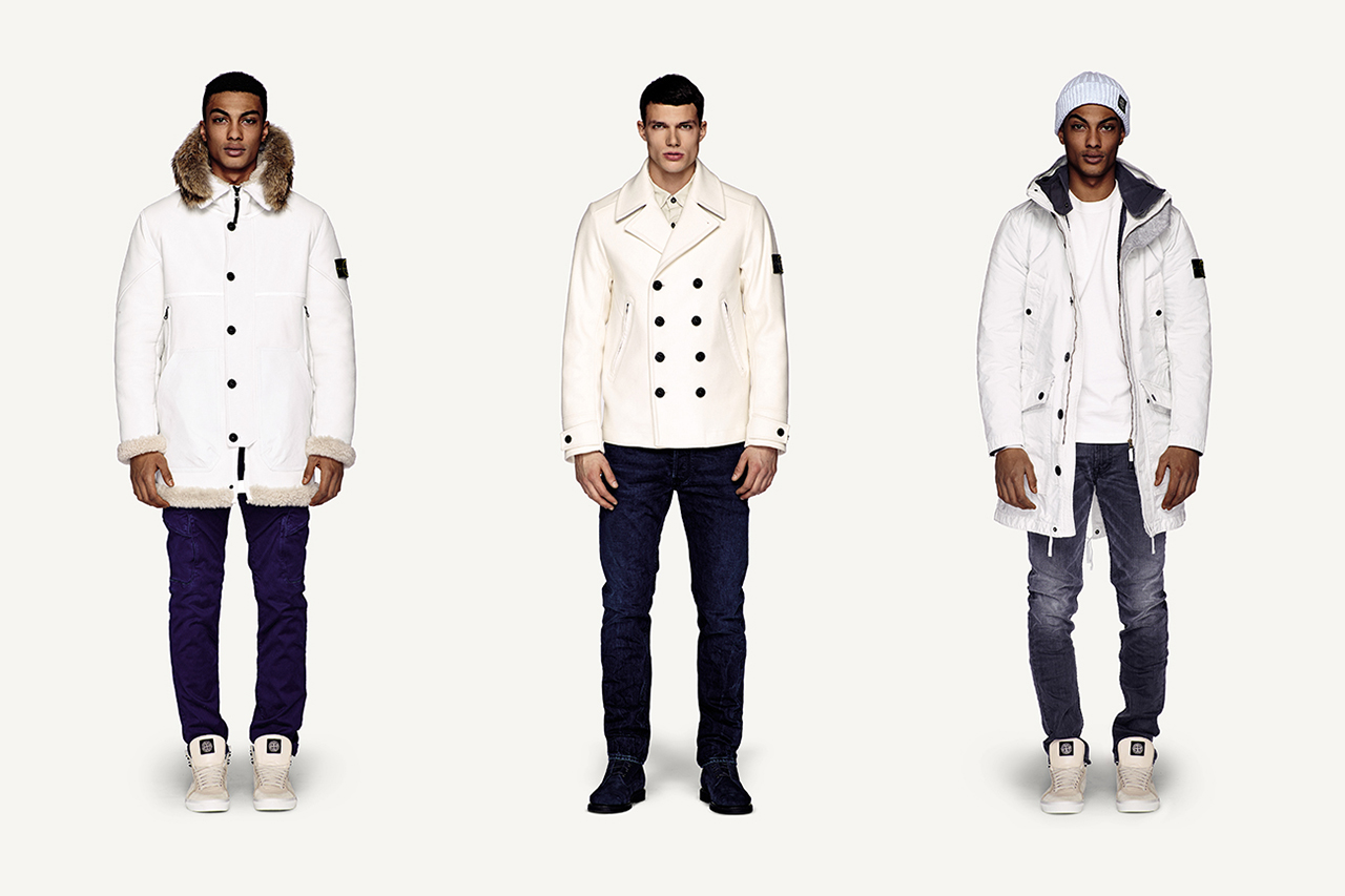 stone island 2014 fall winter preview