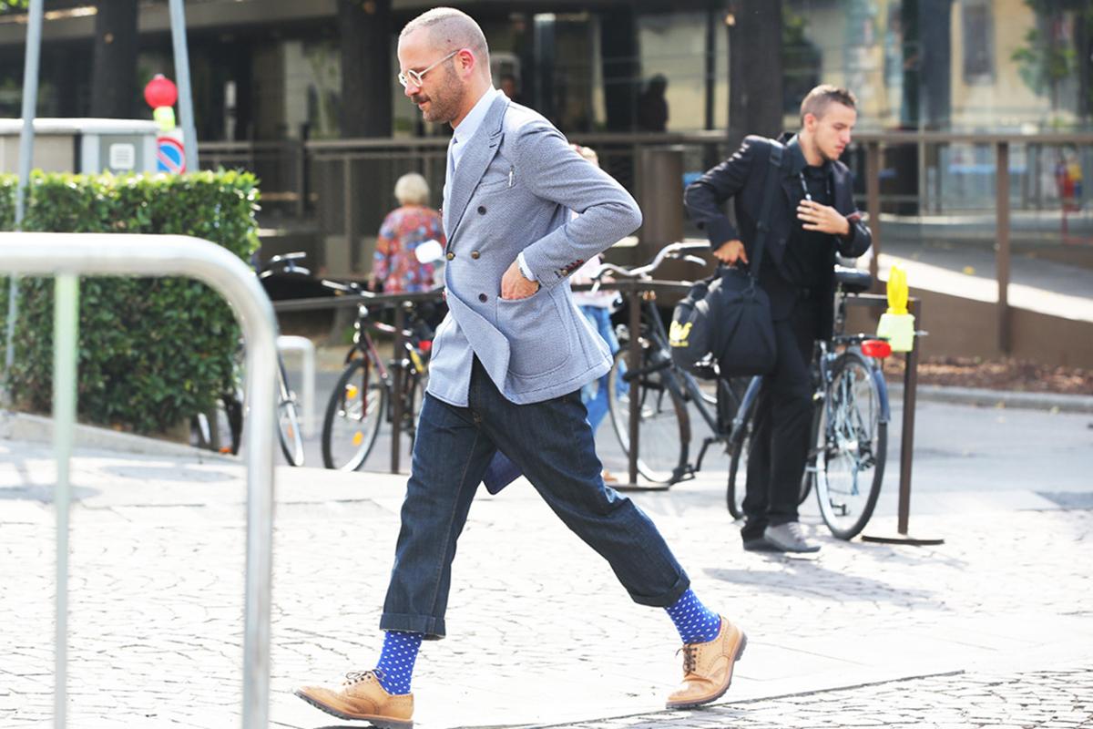 STREETFSN: Milan Fashion Week and Pitti Uomo 86 Street Style