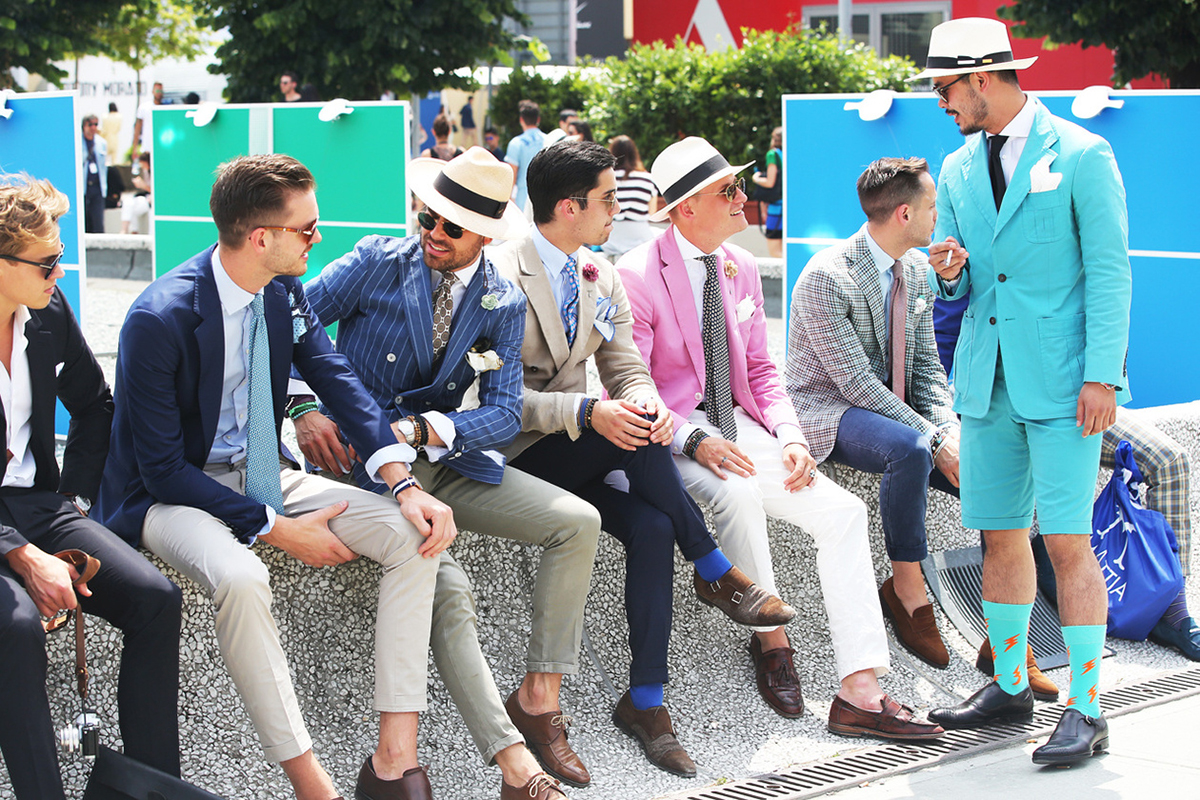 STREETFSN: Milan Fashion Week and Pitti Uomo 86 Street Style