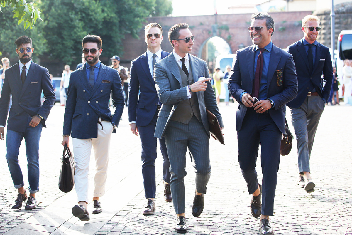 streetfsn pitti uomo 86 street style for grazia it