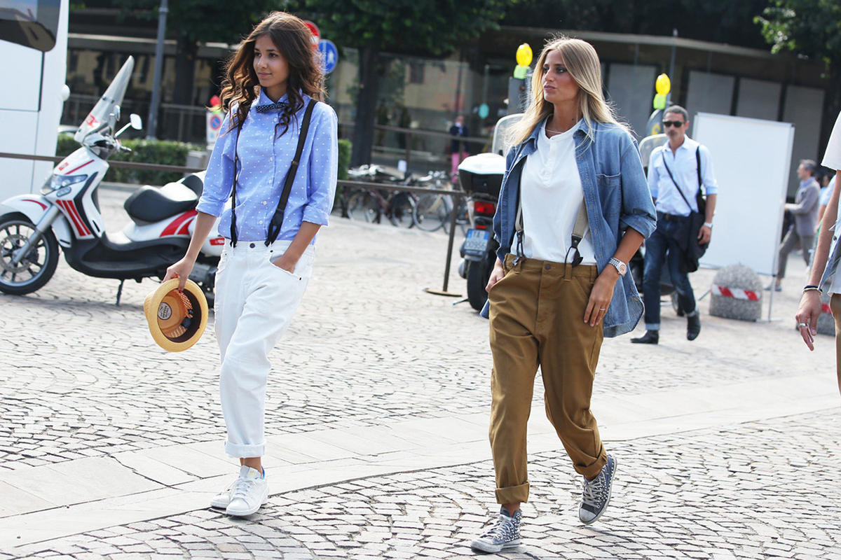 STREETFSN: Pitti Uomo 86 Street Style for GRAZIA.IT