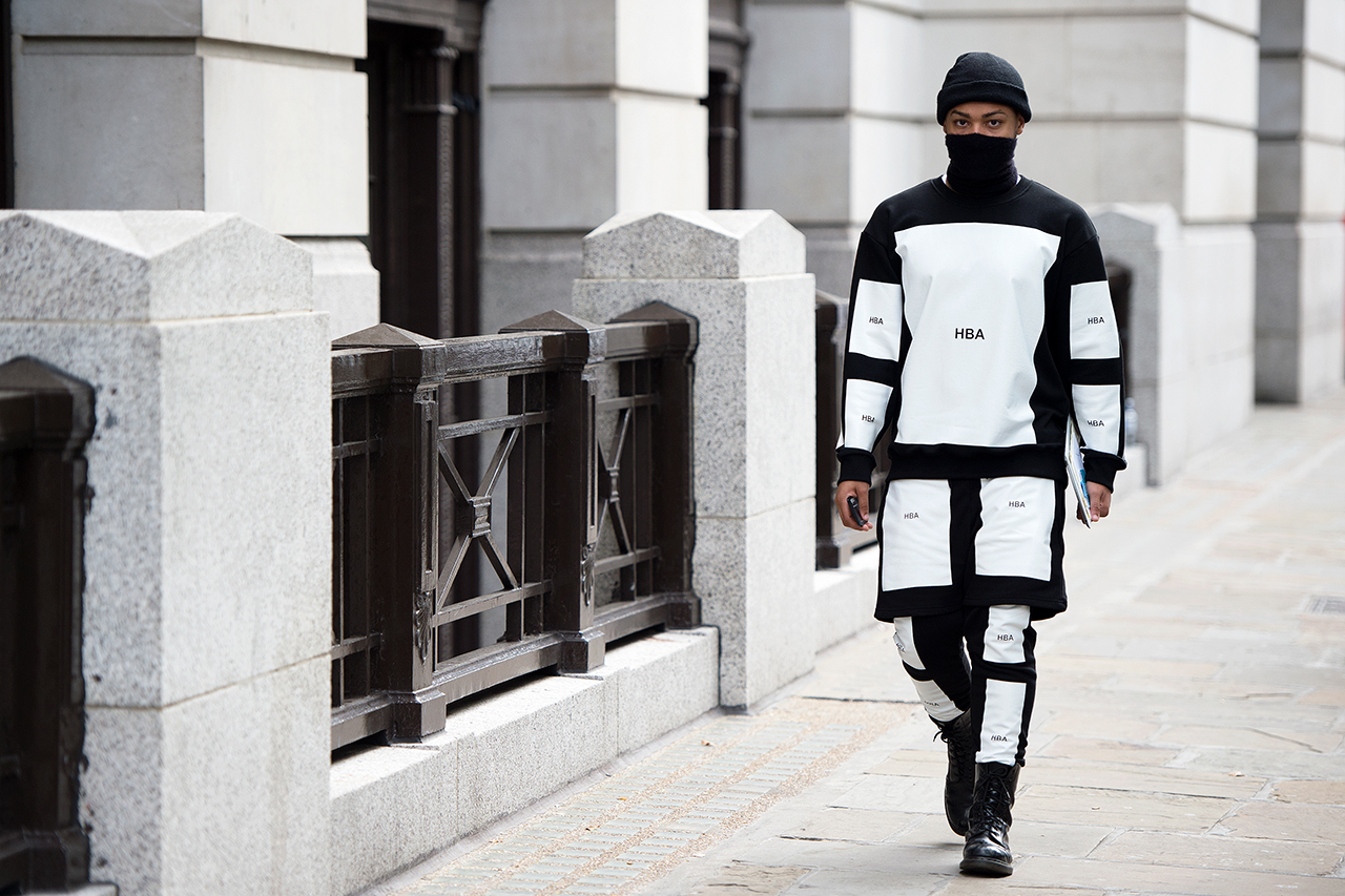 Streetsnaps: London Collections - Men 2015 Spring/Summer Part 1