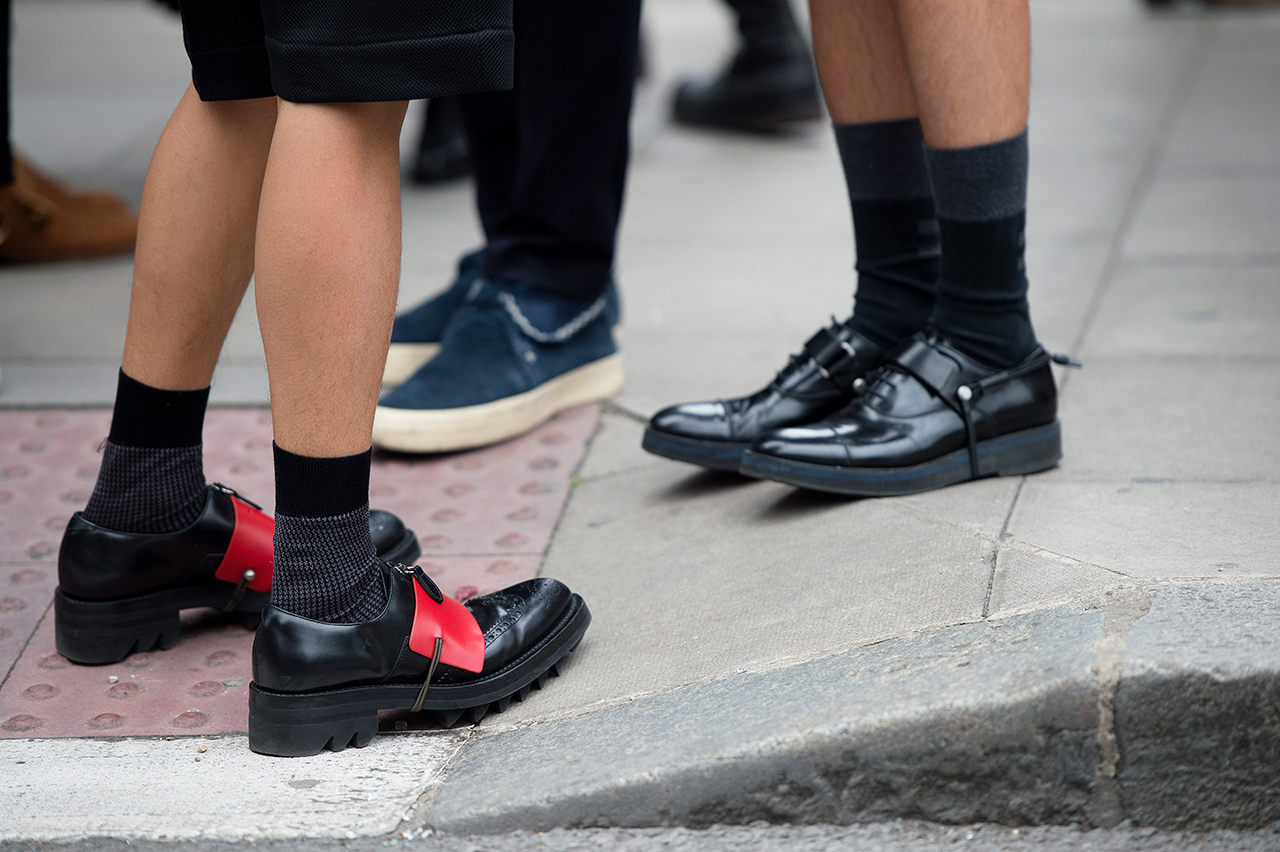 streetsnaps london collection men 2015 spring summer part 1