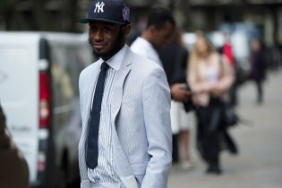 Streetsnaps: London Collections – Men 2015 Spring/Summer Part 2