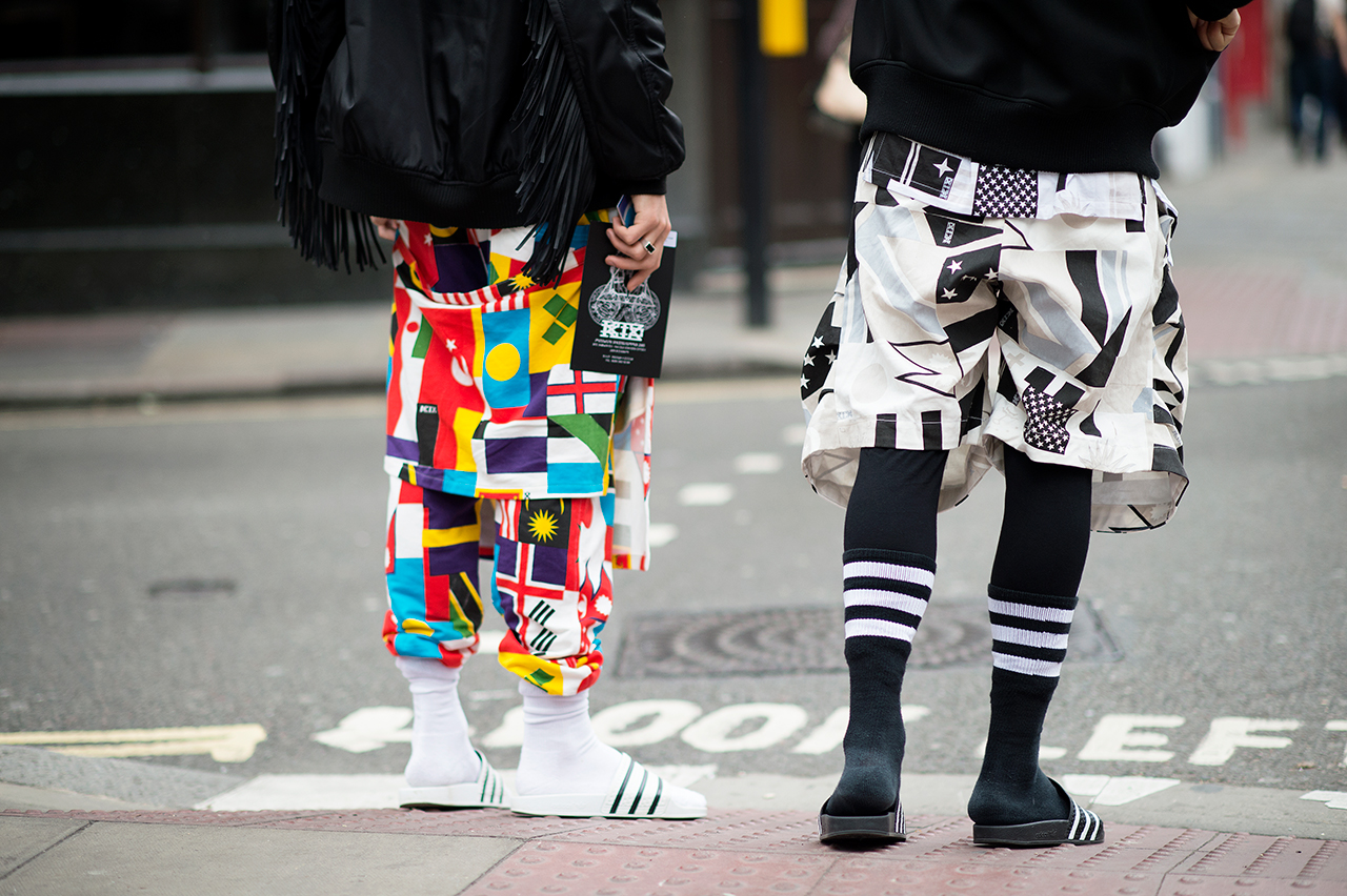streetsnaps london collections men 2015 spring summer part 2