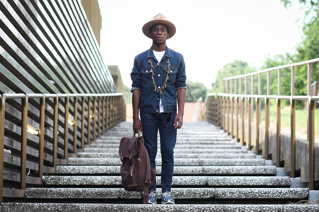 Streetsnaps: Marvely Perseverance
