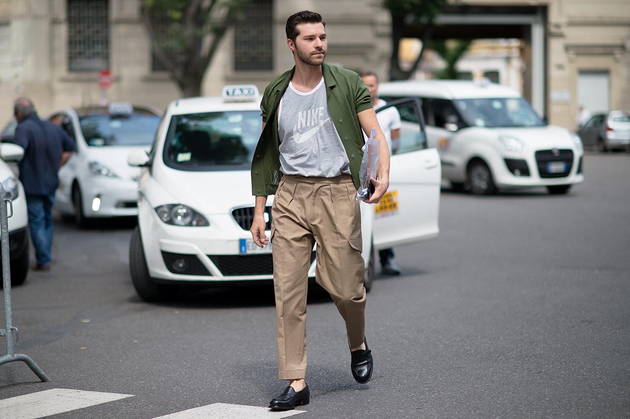 Streetsnaps: Milan Fashion Week 2015 Spring/Summer Part Two