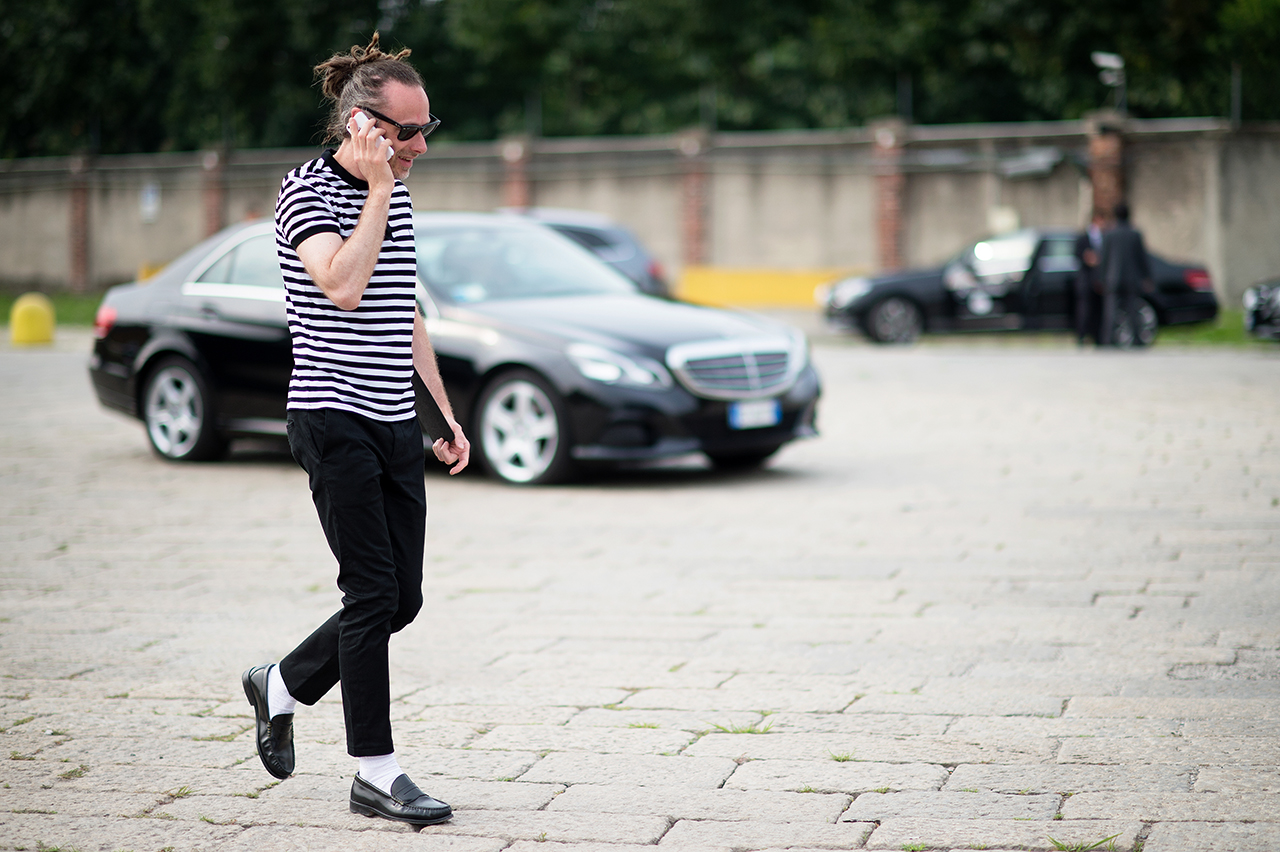 Streetsnaps: Milan Fashion Week 2015 Spring/Summer Part Two