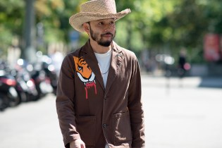 Streetsnaps: Paris Fashion Week 2015 Spring/Summer Part One