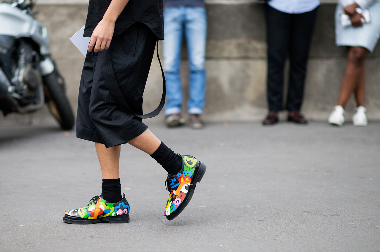 streetsnaps paris fashion week 2015 spring summer part one