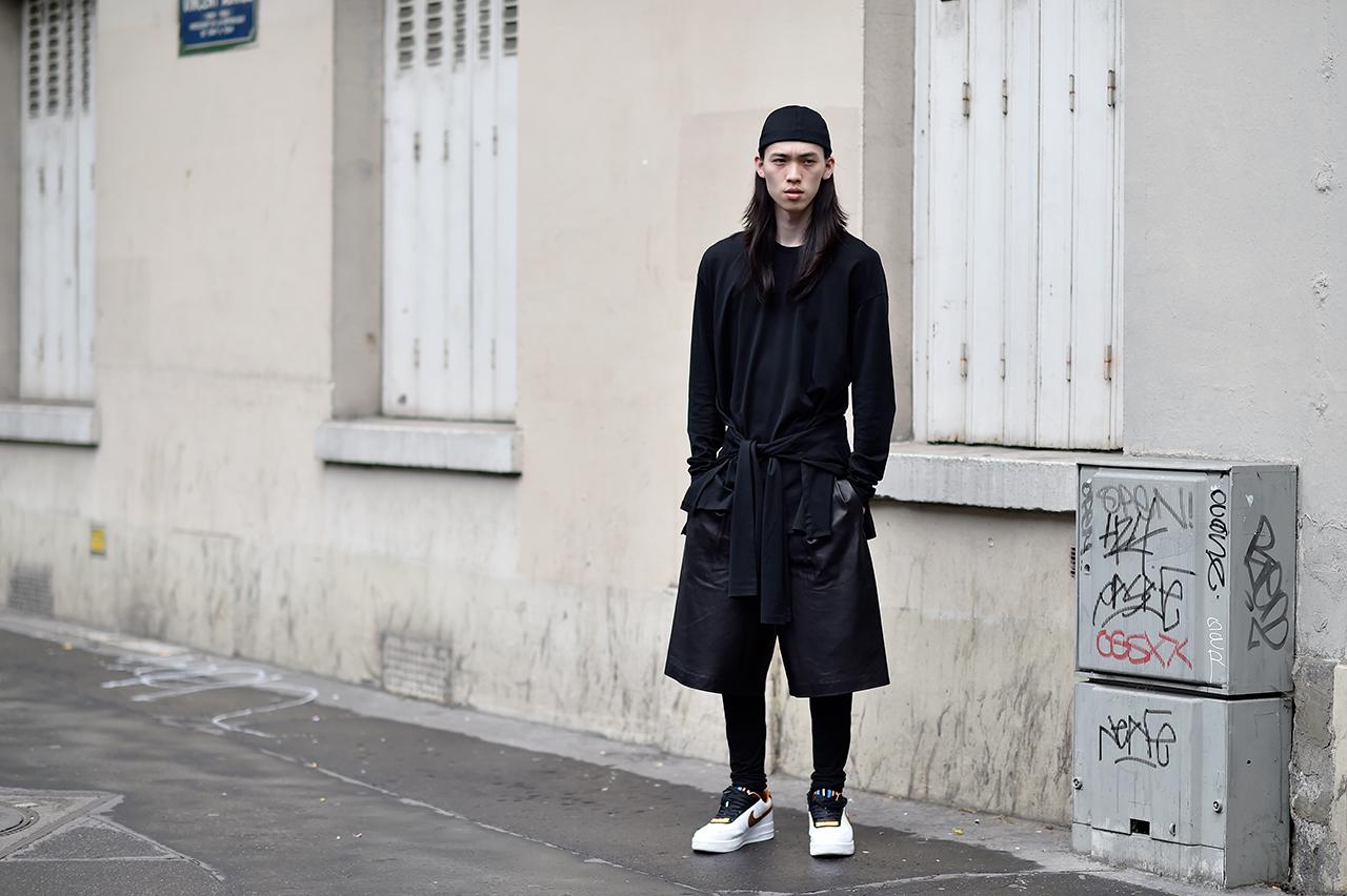 Streetsnaps: Paris Fashion Week 2015 Spring/Summer Part One