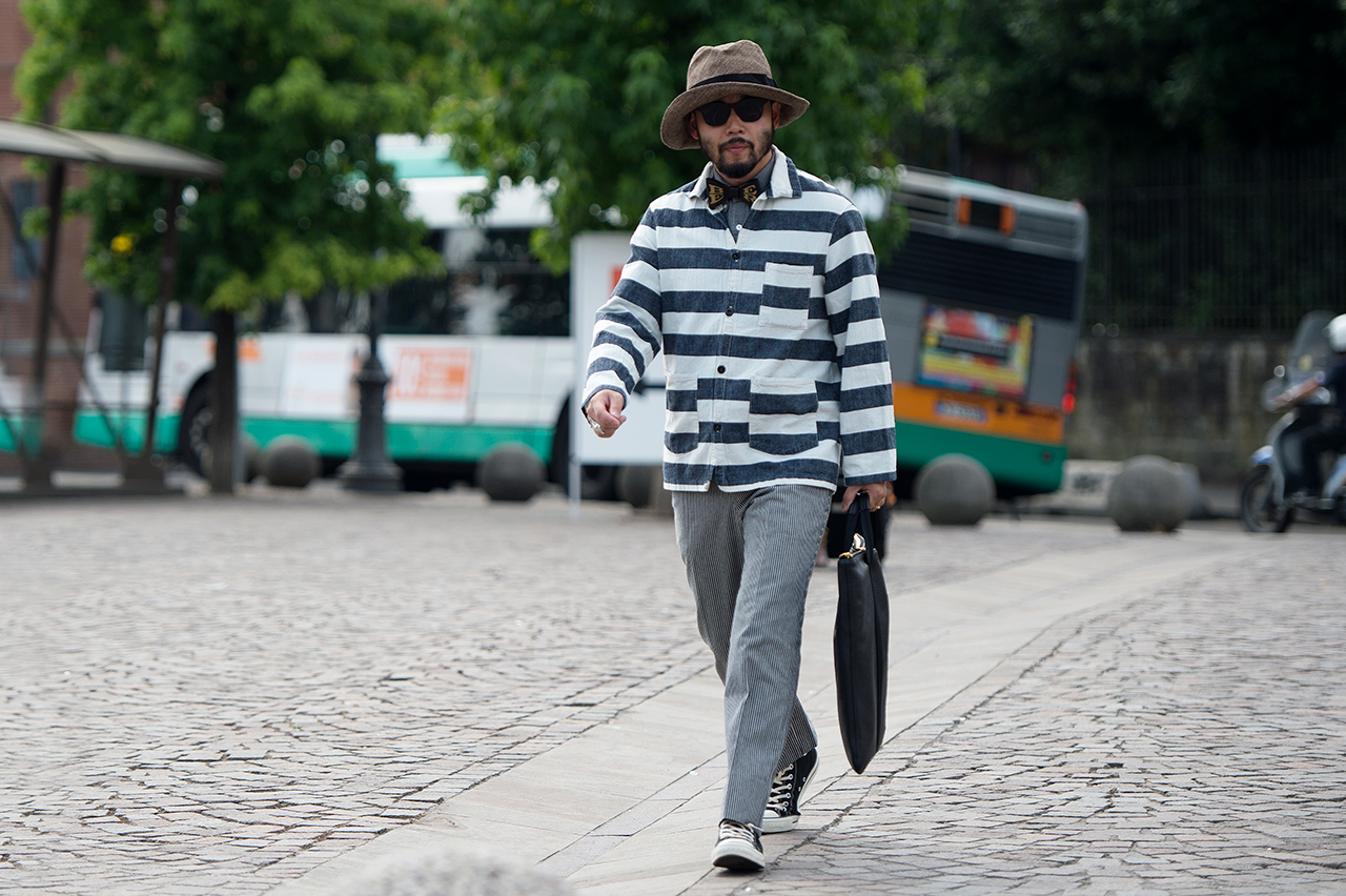 Streetsnaps: Pitti Immagine Uomo 86 Part 2
