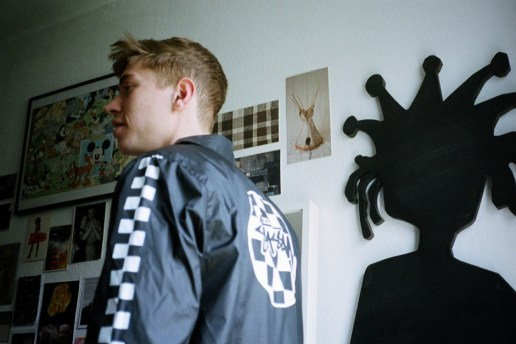 """Stussy 2014 Spring/Summer """"Inglan is a Bitch"""" Editorial"""