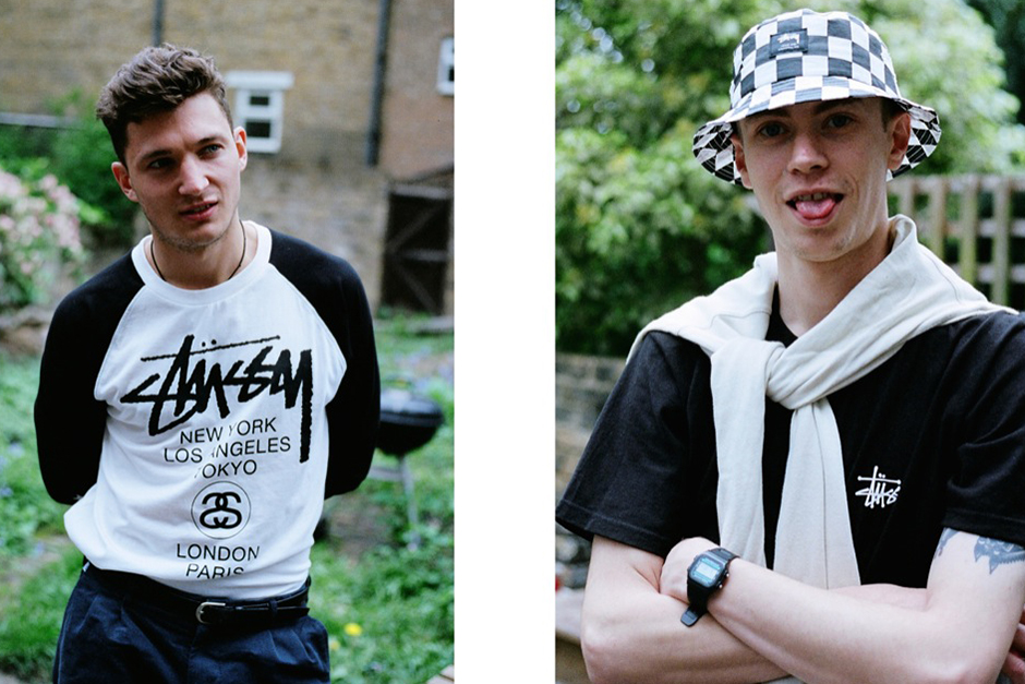 "Stussy 2014 Spring/Summer ""Inglan is a Bitch"" Editorial"