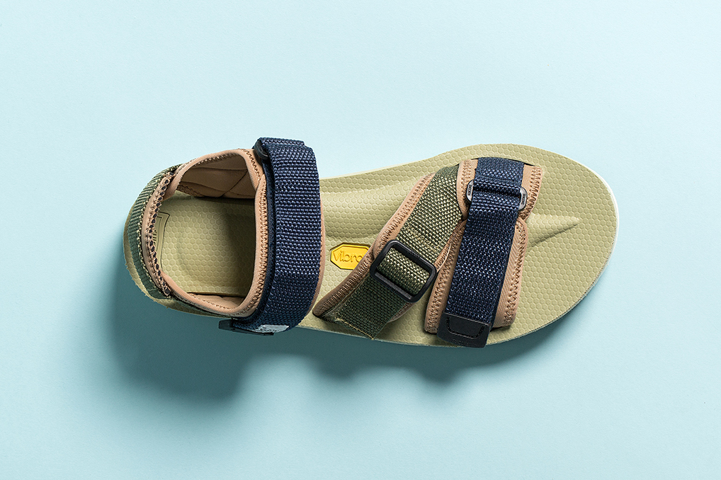 SUICOKE x Norse Projects 2014 Spring/Summer Sandal