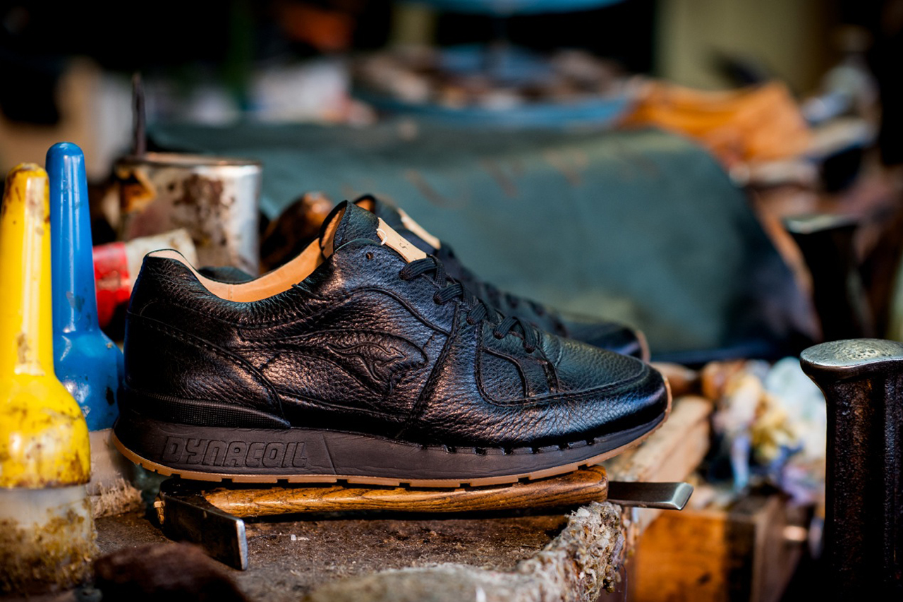 """SUPPA x KangaROOS Coil R-1 """"Made In Germany"""""""