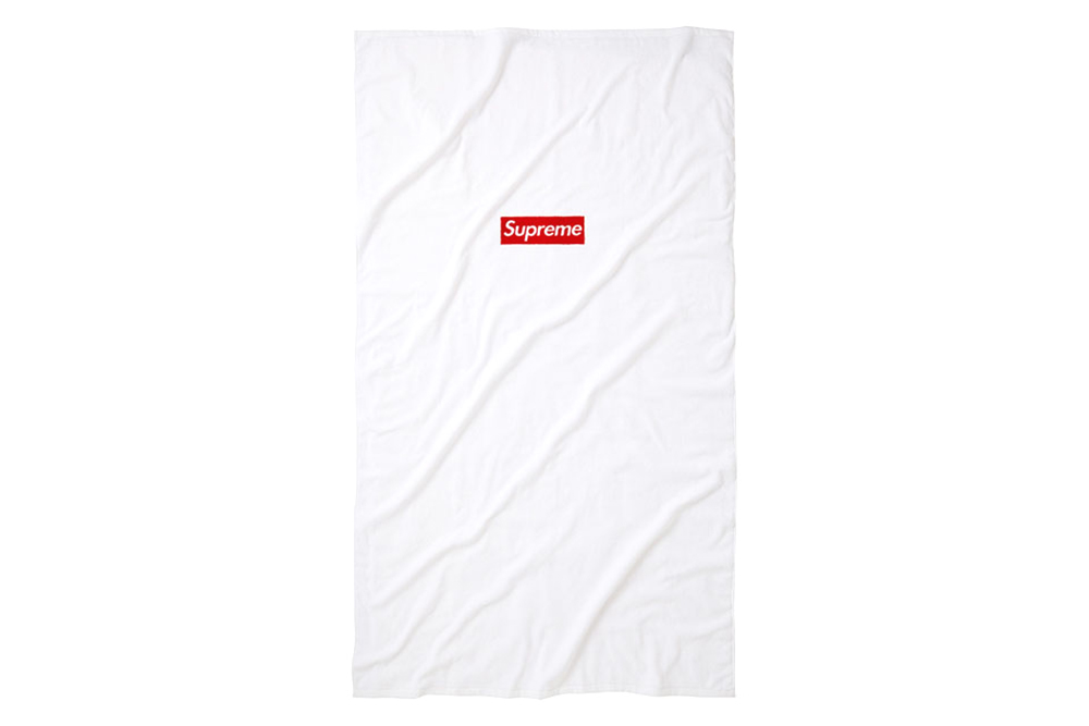 Supreme 2014 Spring/Summer Box Logo Beach Towel