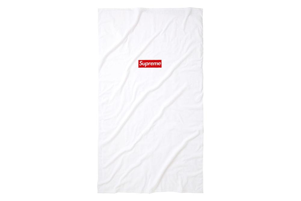 Supreme 2014 Spring/Summer Box Logo Beach Towel