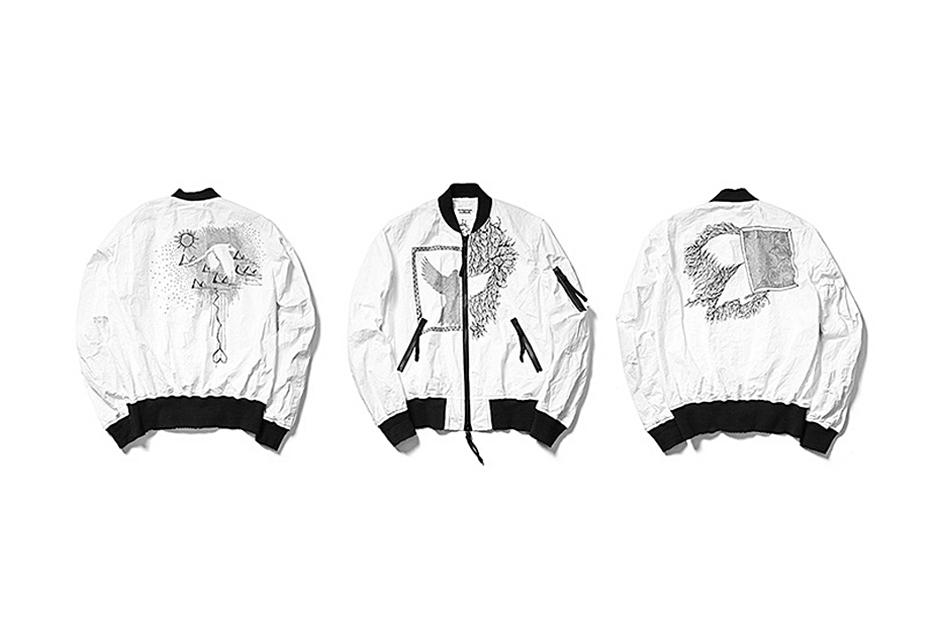 takahiromiyashita thesoloist ma 1 jacket