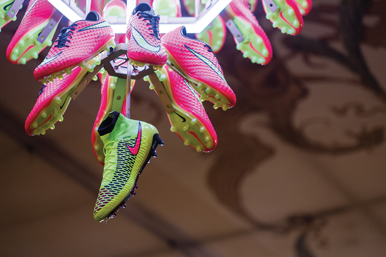 Taking Center Stage: Highlighting Nike's Latest Football Innovations