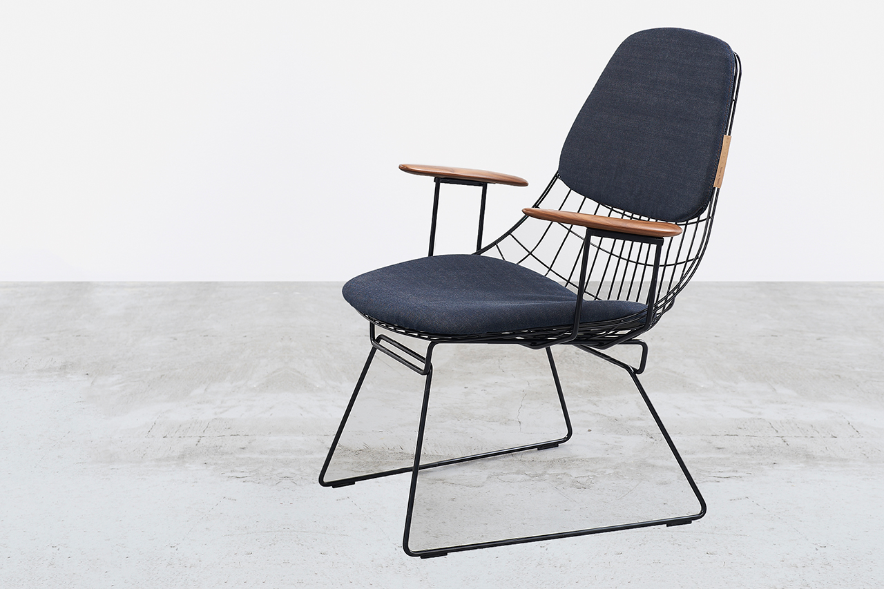 Tenue de Nîmes x Pastoe FM06 Lounge Chair