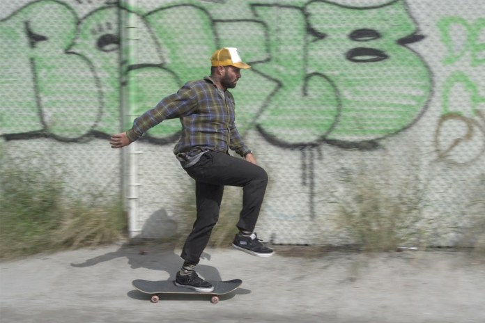"The Berrics and RED Present ""Keep On Pushin'"""
