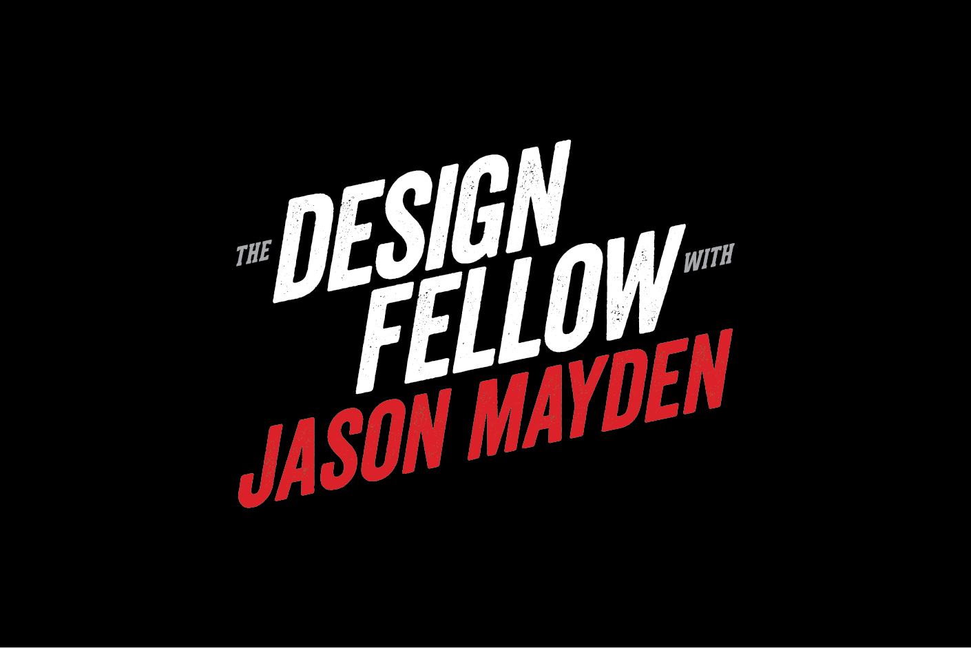 "Jason Mayden Describes Meeting Michael Jordan and ""Coming Home"" in the Launch of The Design Fellow"