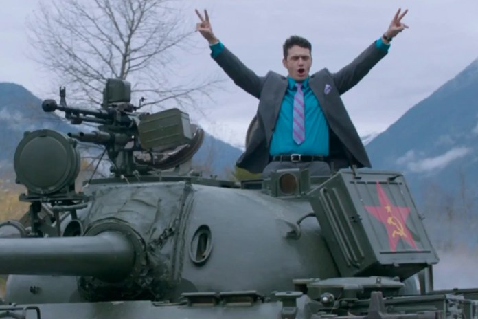 The Interview Official Teaser Trailer