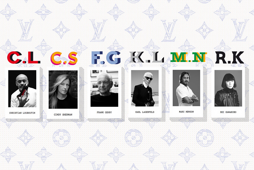 The Louis Vuitton Monogram Reimagined by Icons
