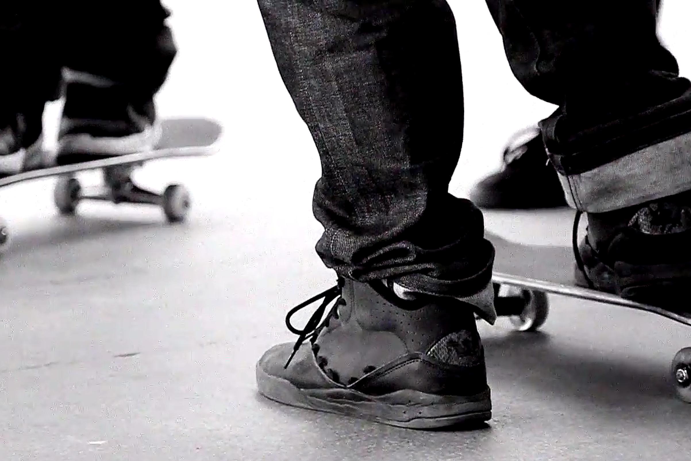 The Stevie Williams Signature Estaban from SUPRA Footwear