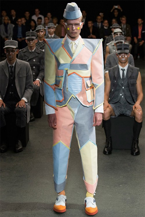 Thom Browne 2015 Spring/Summer Collection