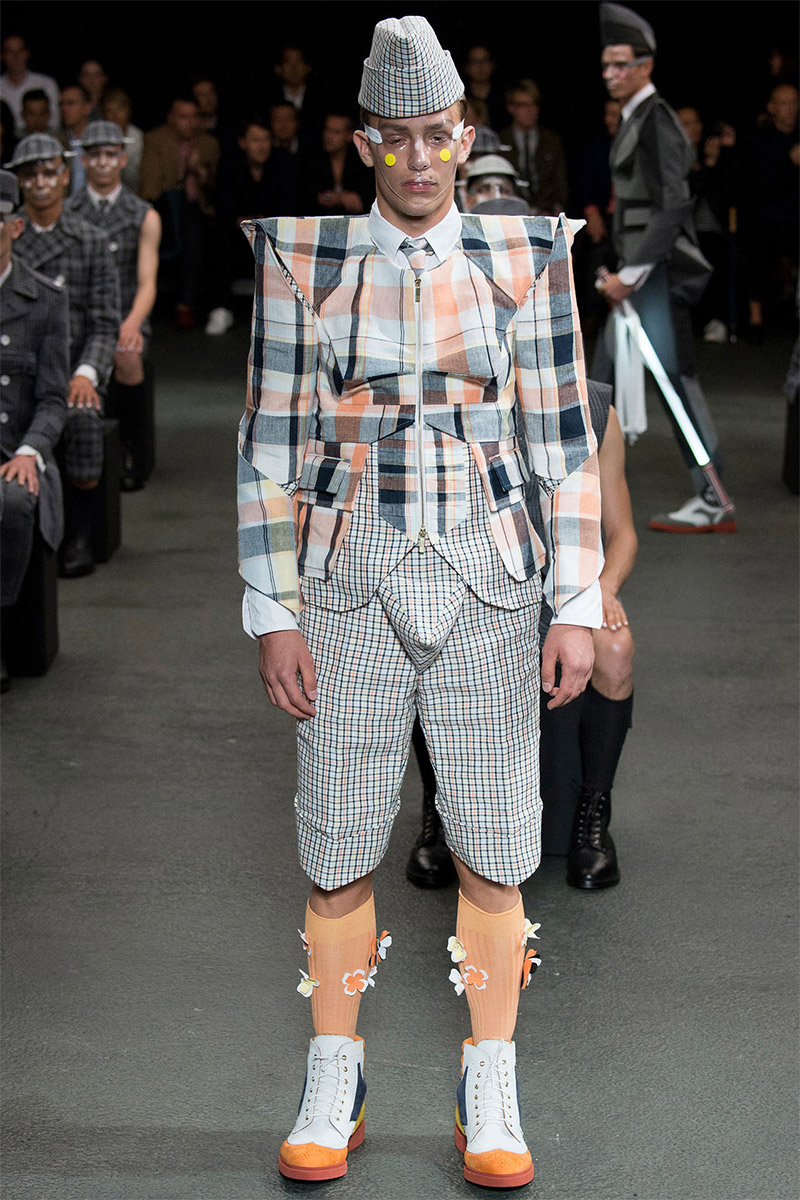 thom browne 2015 spring summer collection