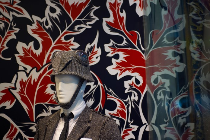 Thom Browne x Stephen Jones Hat Exhibition @ Joyce Recap