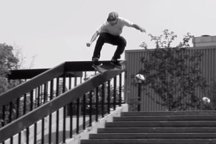"Thrasher Presents Davis Torgerson's ""Ticket To Ride"" Pro Part"