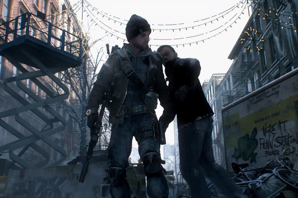 Tom Clancy's The Division E3 Trailers