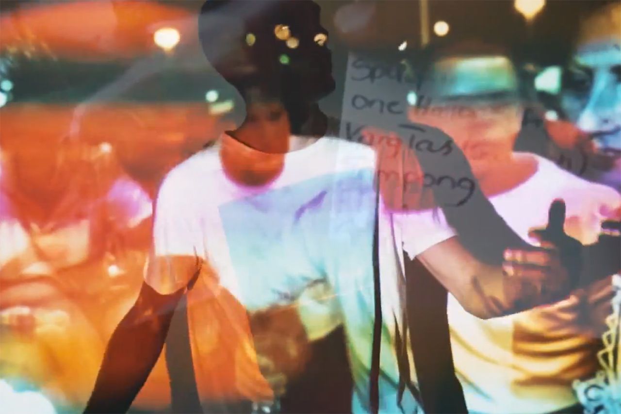 """Tourne de Transmission """"Streets Like A Jungle"""" 2014 Spring/Summer Video"""