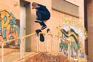 "Transworld Skateboarding Presents Taylor Nawrocki in ""El Sol"""