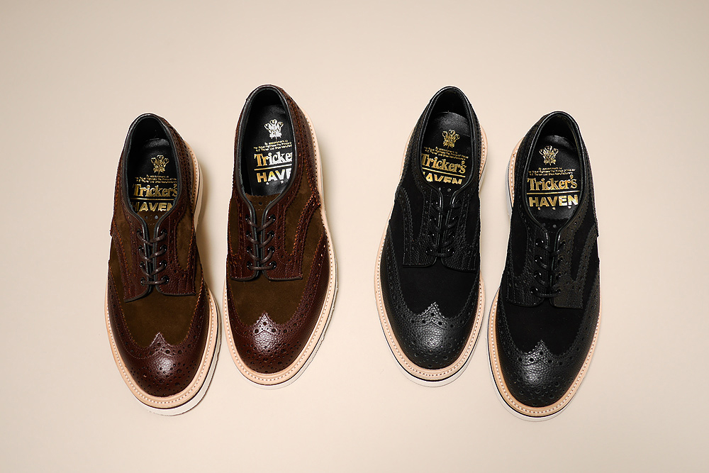 trickers for haven 2014 summer footwear collection