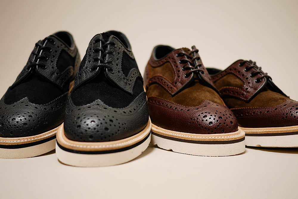 Tricker's for HAVEN 2014 Summer Footwear Collection