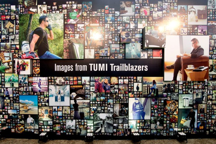 TUMI Launches Its First Global Citizens Event in Asia