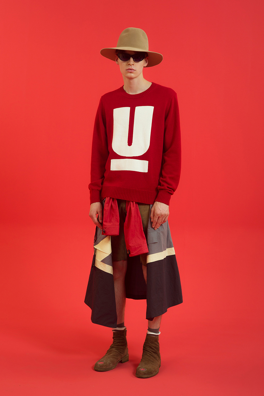 UNDERCOVER 2015 Spring/Summer Collection