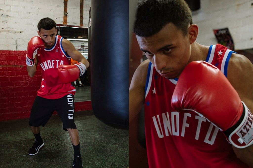 """UNDFTD 2014 Summer """"Throw The Game"""" Collection"""