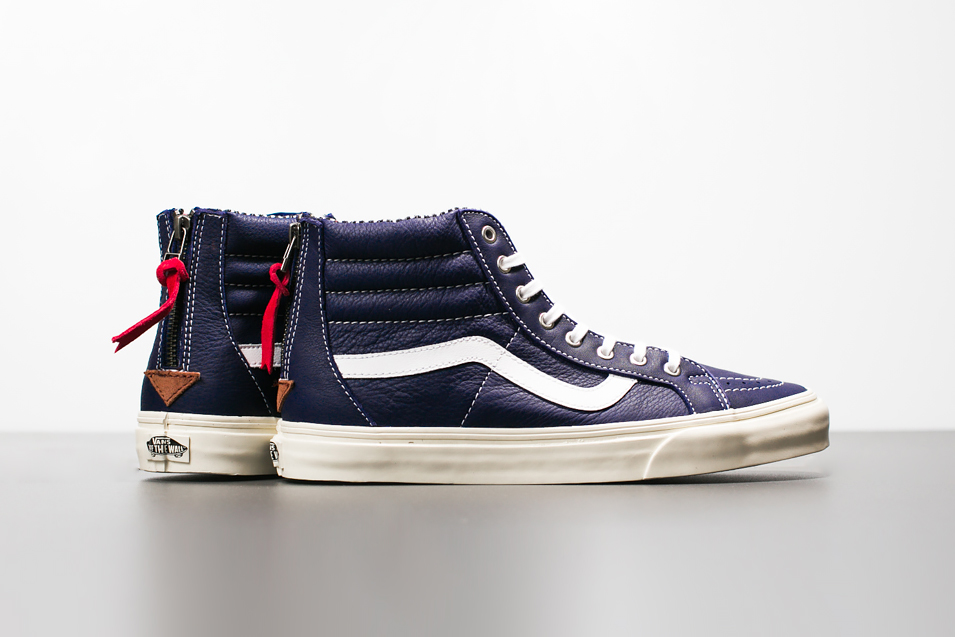 Vans California 2014 Summer Sk8-Hi Zip CA