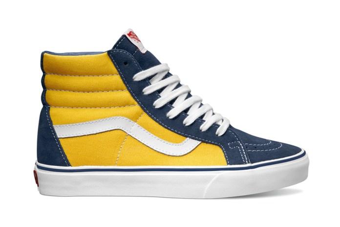 """Vans Classics 2014 Fall """"Golden Coast"""" Collection"""